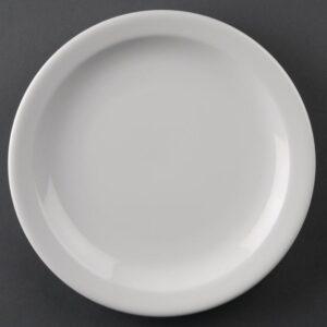 Athena Hotelware borden met smalle rand 20,5cm