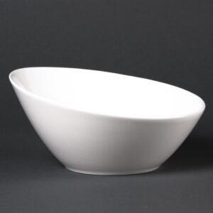 Lumina hellende ovale schalen 20,2cm