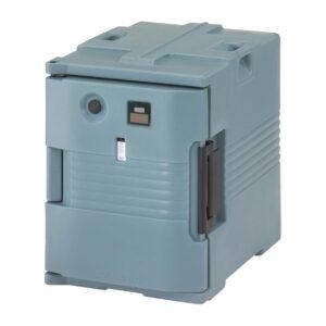 Cambro verwarmde geïsoleerde voedselcontainer blauw