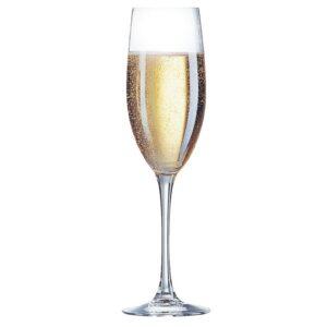 Chef & Sommelier Cabernet champagne tulpglas 240ml (24 stuks)
