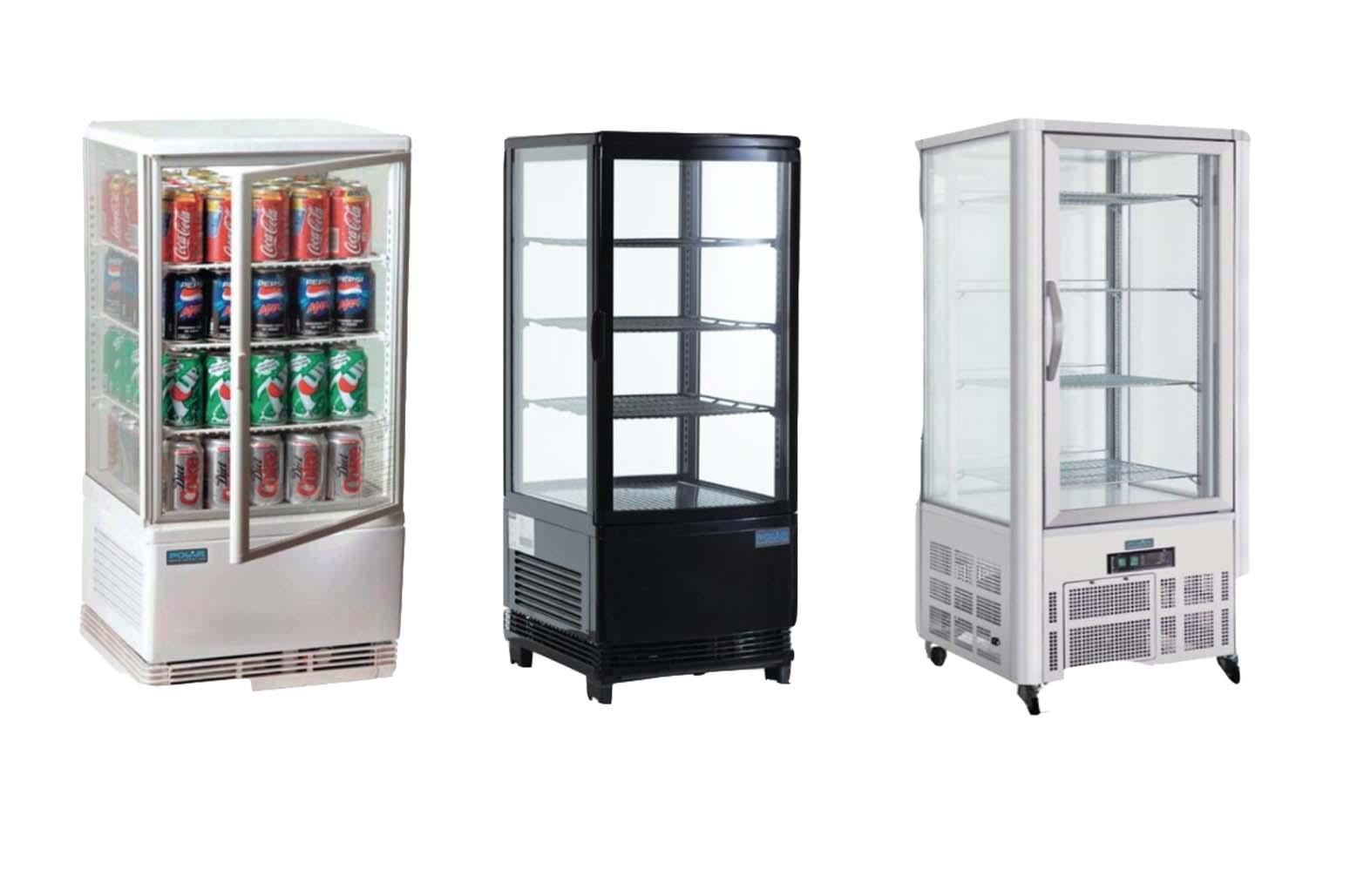 Display koelingen