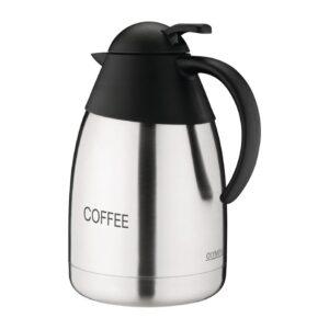 Olympia isoleerkan RVS 1,5L COFFEE