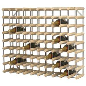 Wijnrek 90 flessen