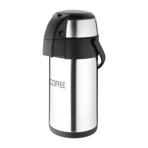 Olympia RVS pompkan COFFEE 3L