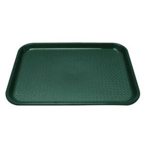 Kristallon dienblad groen 34,5×26,5cm