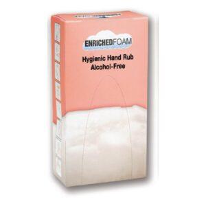 Rubbermaid Manual ongeparfumeerde handreiniger schuim alcoholvrij – 800ml (6 stuks)