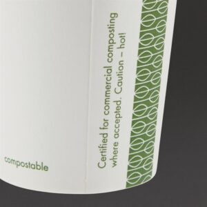 Vegware composteerbare espressobekers 11,3cl