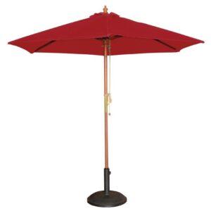 Bolero ronde rode parasol 3 meter