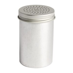 Zoutstrooier 30cl aluminium