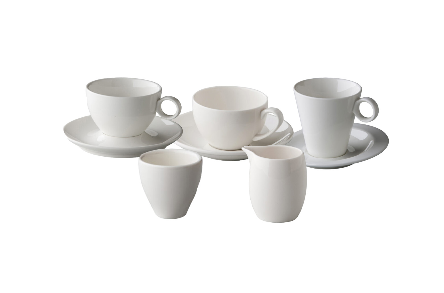Koffie- en theepresentatie