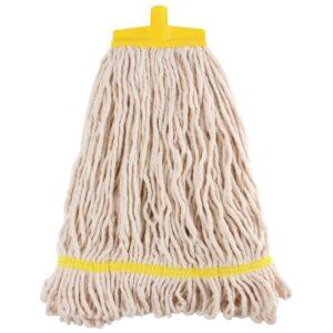 SYR Kentucky mop katoen geel
