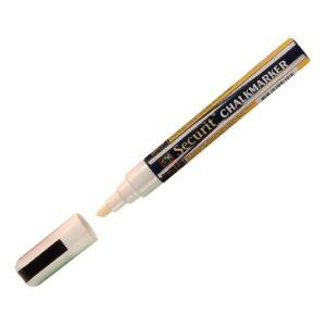 Securit wisbare krijtstift wit 15mm
