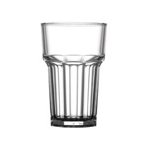 BBP American polycarbonaat longdrinkglazen 28,5cl