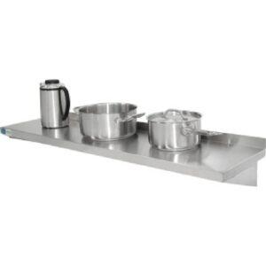 Vogue RVS keukenplank 120cm